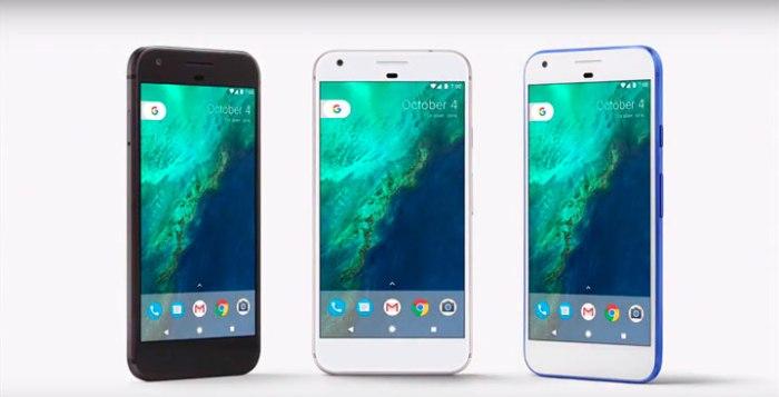 Google Pixel novo smartphone do Google 720x367 - Google não tem planos de continuar com a linha Nexus