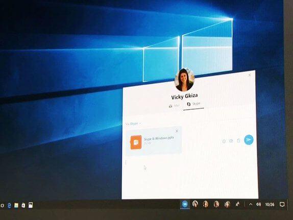 MicrosoftEvent Easier Sharing - Confiras as 10 principais novidades do Windows 10 Creators Update