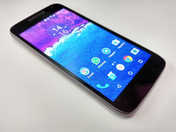 Moto G4 Play tela