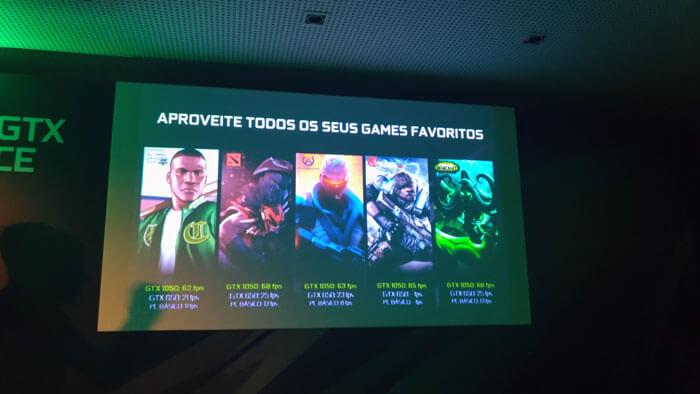 NVIDIA 03 - NVIDIA anuncia GTX 1050 e GTX 1050 Ti no Brasil