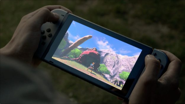 Nintendo Switch screen 625x352 - [Rumor] Potência do Nintendo Switch foi revelada