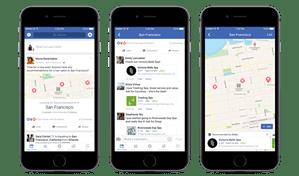 Recomendações 2 - Facebook anuncia novidades para aproximar as pessoas dos negócios