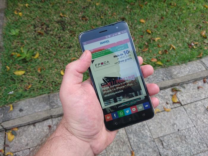 Zen3 4 - Hands-on: usando o Zenfone 3 no dia-a-dia