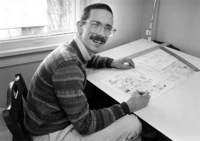 bill watterson 720x508 - Arte antes do Lucro: uma homenagem a Calvin & Hobbes