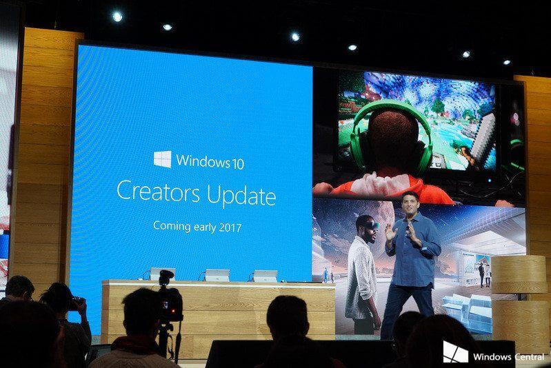 creatorsupdatehero - Modo jogo de alto desempenho está para chegar ao Windows 10