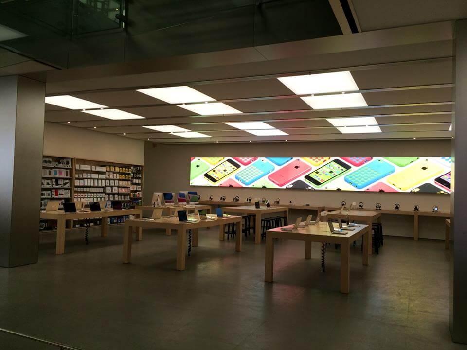 empty - Apple tem queda nas receitas pela primeira vez desde 2001