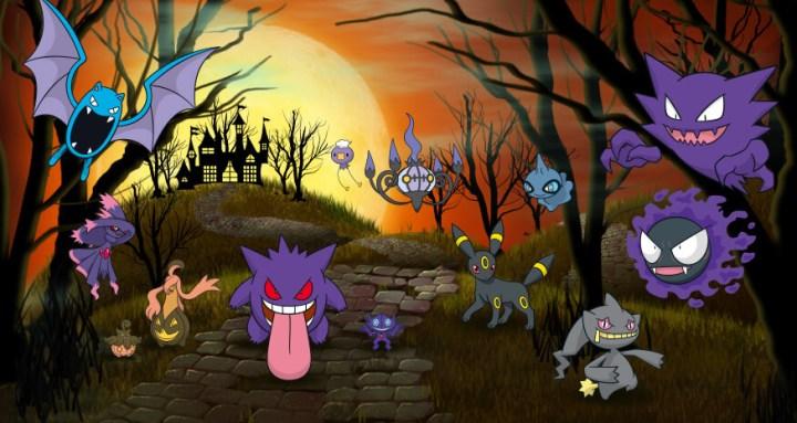 Novidade na área! Aproveite o bônus de Halloween de Pokémon Go
