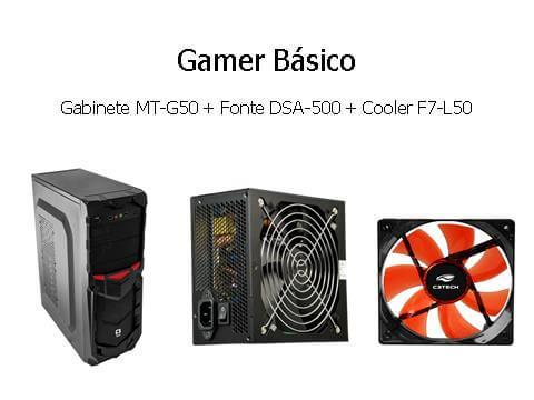 imagem release 786707 - C3 Tech anuncia kits acessíveis para montar um computador gamer