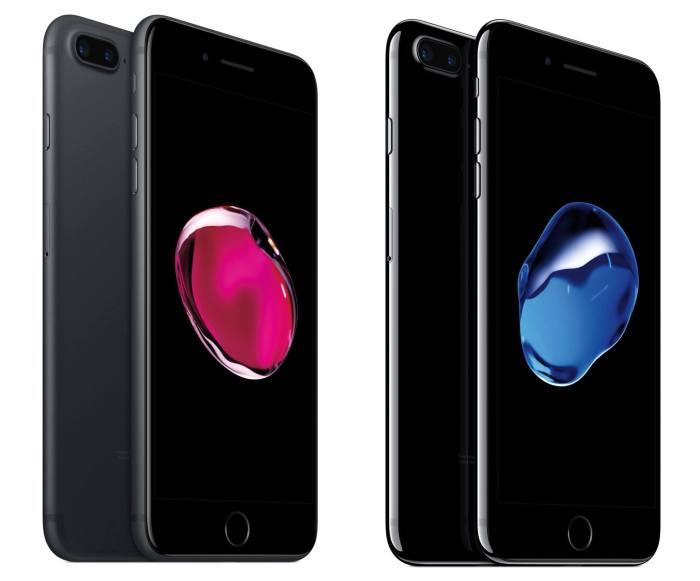 iphone 7 plus black 720x598 - Apple começa a vender iPhone 7 e iPhone 7 Plus desbloqueados