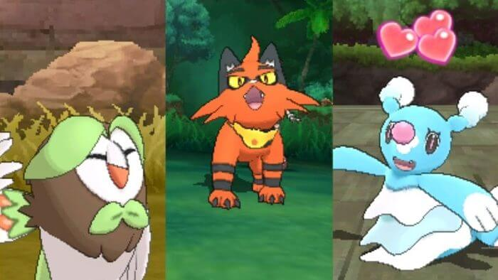 pokemon sun moon starter evolutions special demo version 700x394 - Descubra todas as novidades de Pokémon Sun & Moon