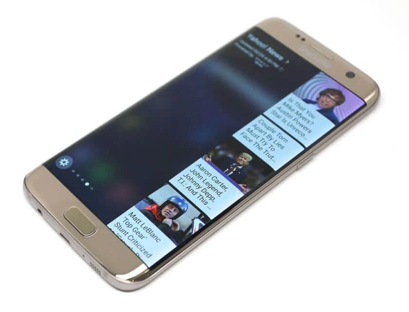 Galaxy S8 pode vir com uma bateria menor do que o esperado 8