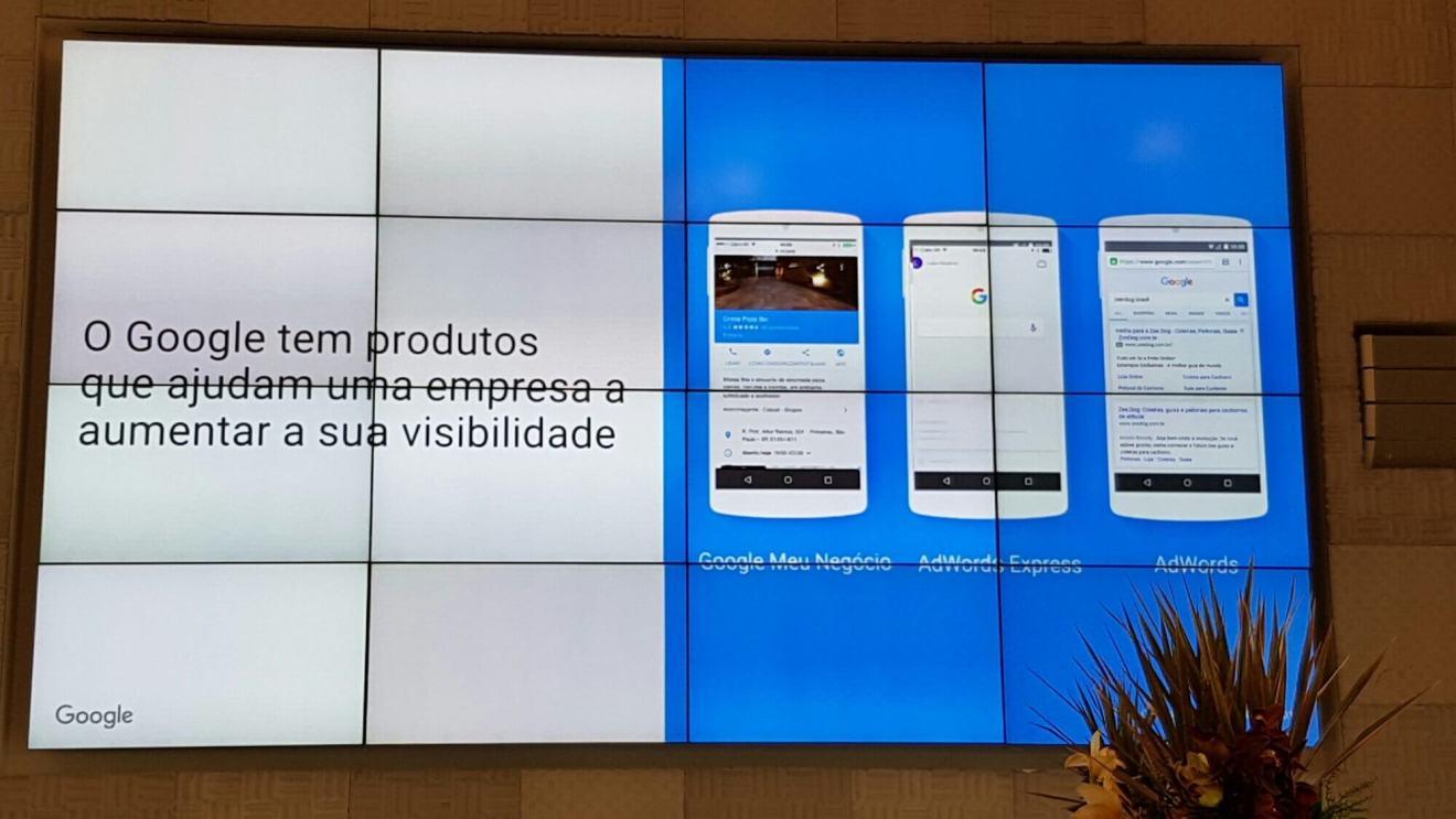 Google ajuda Pequenas e Médias empresas a prosperar na Web 5
