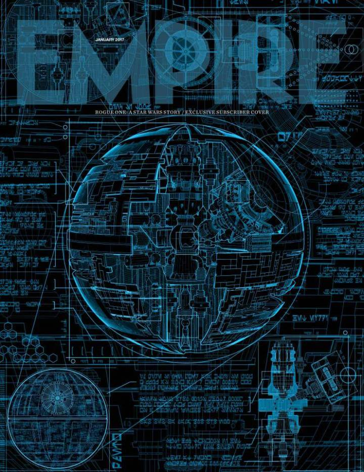 Empire Rogue One subs cover 1 720x934 - Imagem inédita de Rogue One revela os planos da Estrela da Morte