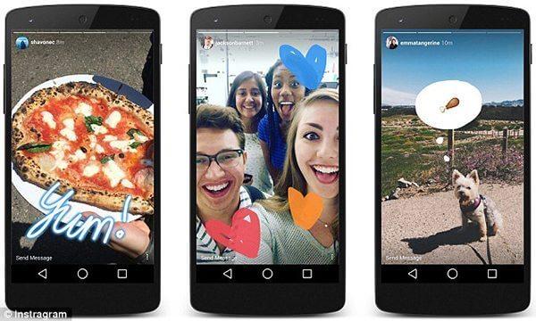 Ferramentas de desenho do Instagram são mais flexíveis - A cópia supera o original? 5 coisas que o Instagram Stories faz melhor que o Snapchat