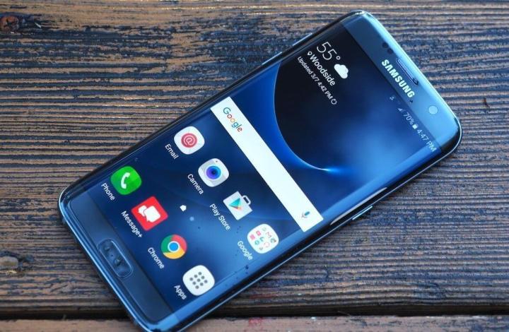 Galaxy S7 Edge Azul Coral Brasil Blue Coral  720x470 - Os melhores smartphones para presentear neste Natal