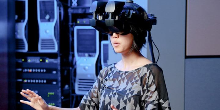 Virtual Human Interaction Lab