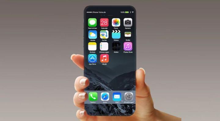 iphone 8 concept 1 720x397 - Rumor aponta que iPhone 8 pode ter versões com 5 e 5,8 polegadas. O que isso significa?