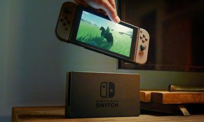 Nintendo Switch - novo console da Nintendo