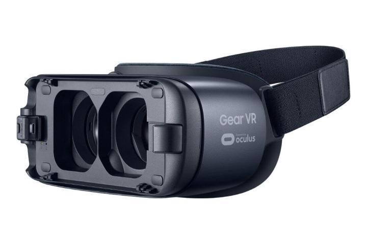 Gear VR: é mais barato porque usa a tela do smartphone.