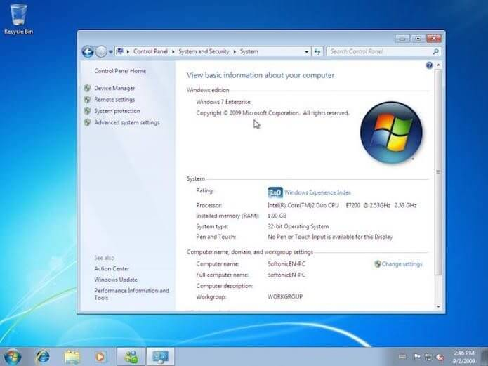 windows 7 enterprise  - Windows 10: compro a versão Home ou Pro?