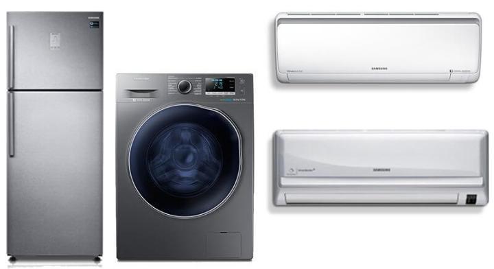eletrodomésticos samsung