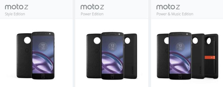 Kits moto z 720x281 - Crie combos personalizados do Moto Z + Moto Snaps neste Natal