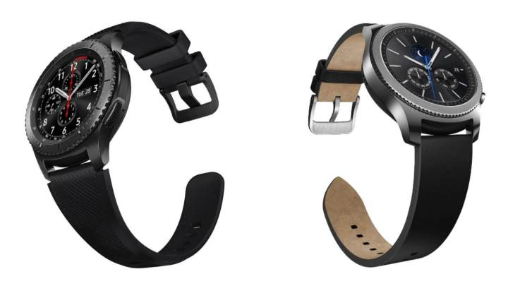 Samsung Gear S3 Classic Frontier clássico Fronteira smartwatch relógio inteligente Brasil.jpg