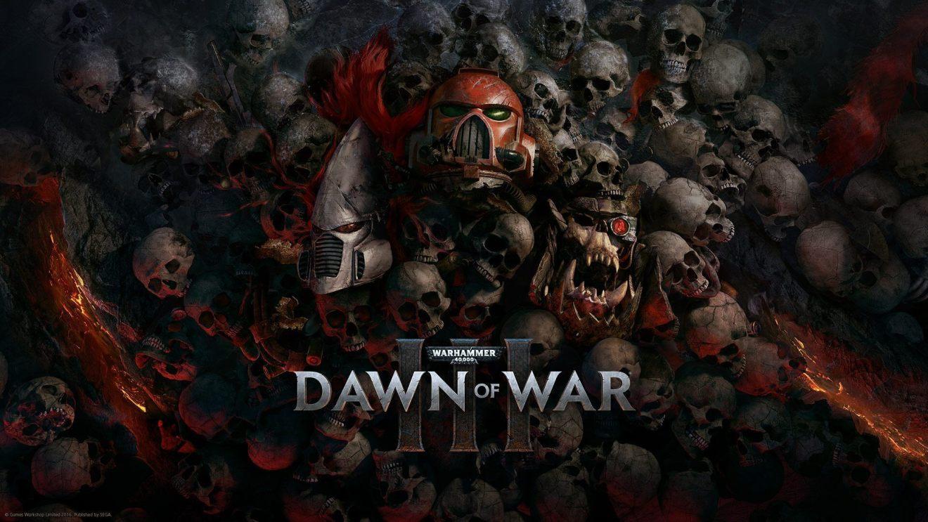 Warhammer 40K Dawn of War III Ann - 25 games mais aguardados em 2017