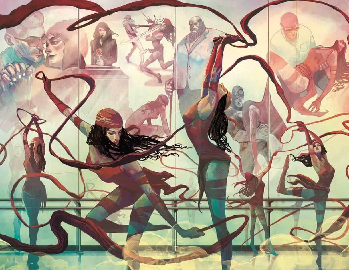 elektra 2 - Dica de HQ: Elektra #1 (Totalmente Nova Marvel) - Resenha