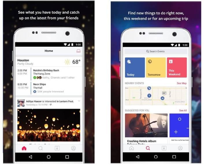facebook events android 720x572 - Facebook Events finalmente chega ao Android