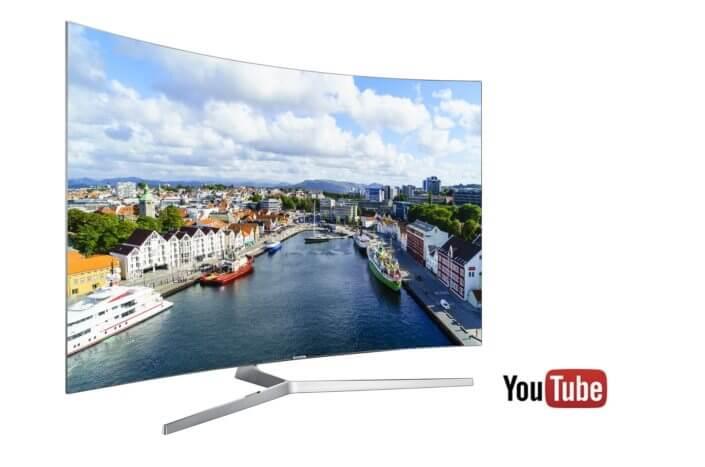 Smart TVs da Samsung terão suporte a conteúdo 4K HDR do Youtube 7