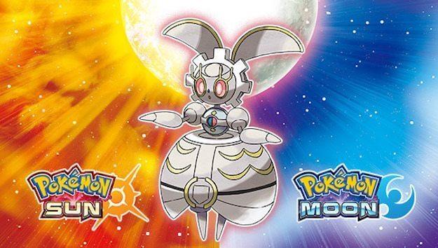 magearna - Como pegar todos os lendários em Pokémon Sun & Moon