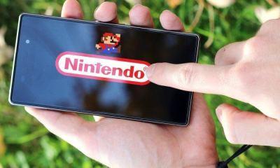 Nintendo pretende lançar até três jogos de celular por ano