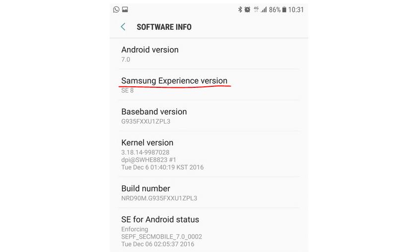 samsung expirience adeus touchwiz phandroid - Samsung pode estar dando adeus ao TouchWiz