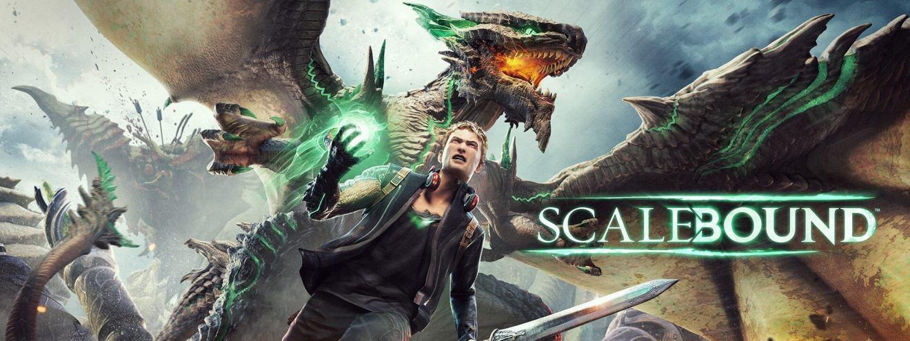 scalebound - 25 games mais aguardados em 2017