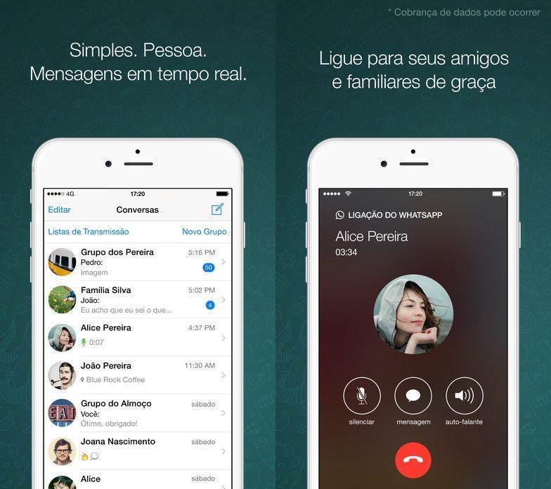 whatsapp - Confira os melhores apps para o iOS em 2017