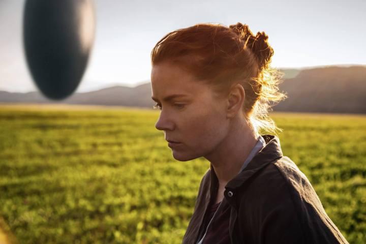 """Amy Adams em cena de """"A chegada"""" um dos favoritos ao prêmio (Foto: Divulgação/Sony Pictures)"""