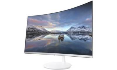 CES2017 CH711 CurvedMonitor Main 1 - CES 2017: Samsung anuncia novo monitor gamer com pontos quânticos