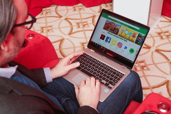 Agora é oficial: todos os novos Chromebooks serão compatíveis com os apps do Android 5