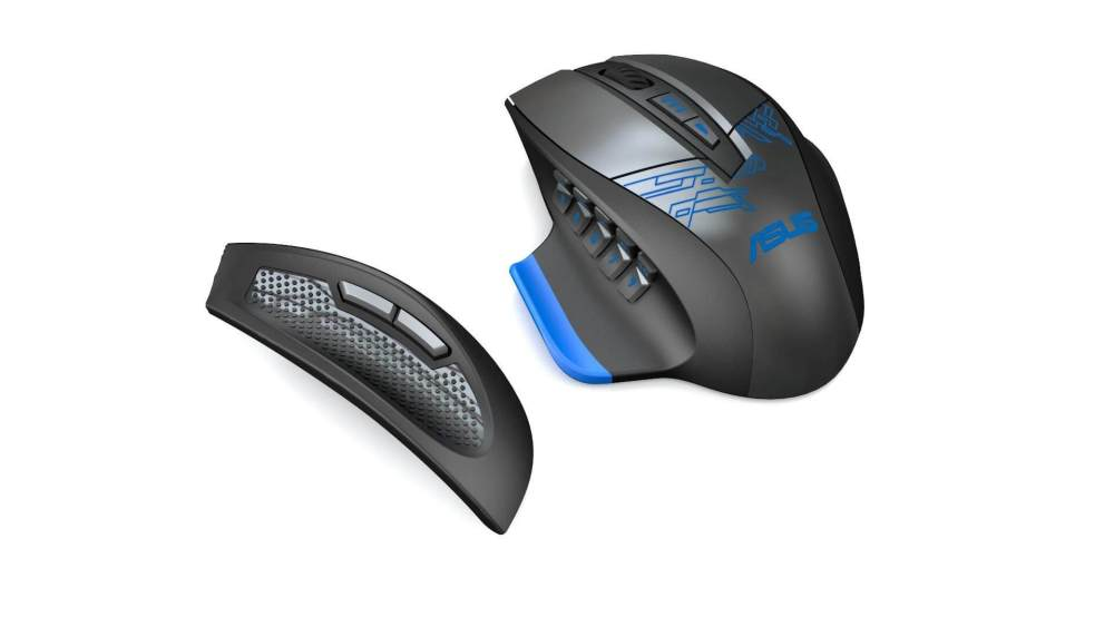 GX970 1 GX970 mouse asus - ASUS ROG: confira a linha de roteadores e acessórios lançados na CES 2017
