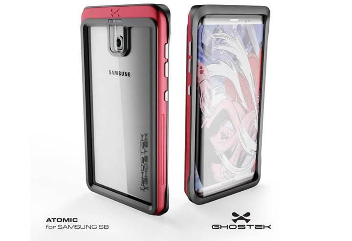 Imagem vazada exibe suposto design do Galaxy S8 1 720x493 - Galaxy S8: nova imagem 'confirma' design sem botões físicos