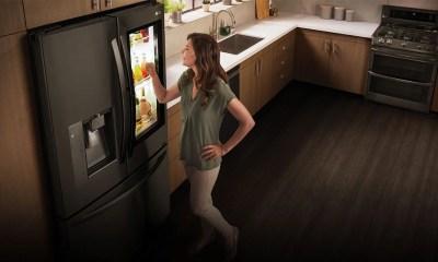LG Smart InstaView geladeira