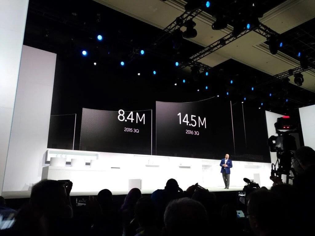 Samsung anuncia seu portfólio de produtos na CES 2017 8