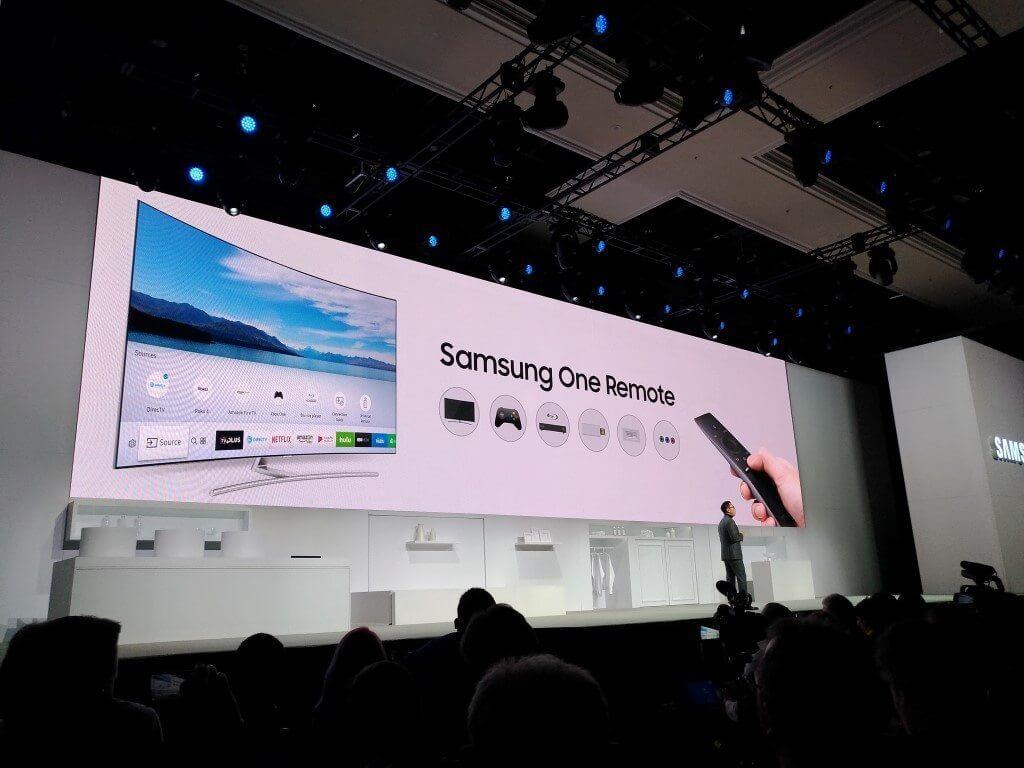 Samsung anuncia seu portfólio de produtos na CES 2017 11