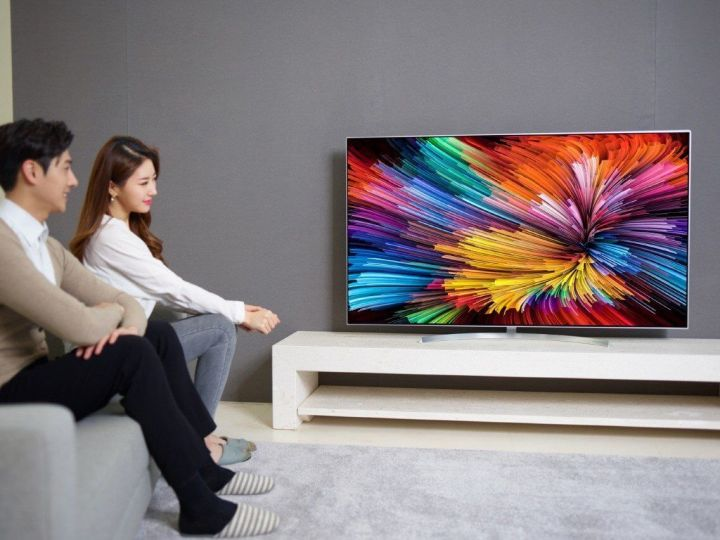 Smart TVs Super UHD da LG com Nano Cell
