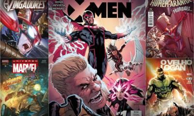 checklist panini janeiro 2017 2 - HQs: Checklist Marvel/Panini - Janeiro 2017