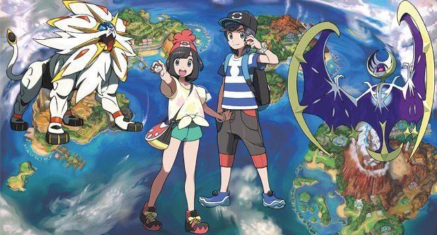 pokemon sun pokemon moon legendary pokemon - Pokémon Bank chega em janeiro a Sun & Moon; confira os detalhes