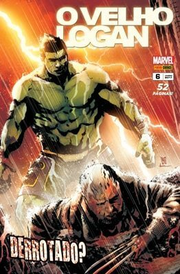 redO VELHO LOGAN 6 - HQs: Checklist Marvel/Panini - Janeiro 2017