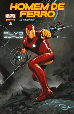 redhomem de ferro - HQs: Checklist Marvel/Panini - Janeiro 2017
