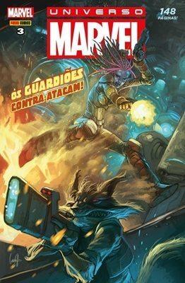 reduniverso marvel tres - HQs: Checklist Marvel/Panini - Janeiro 2017